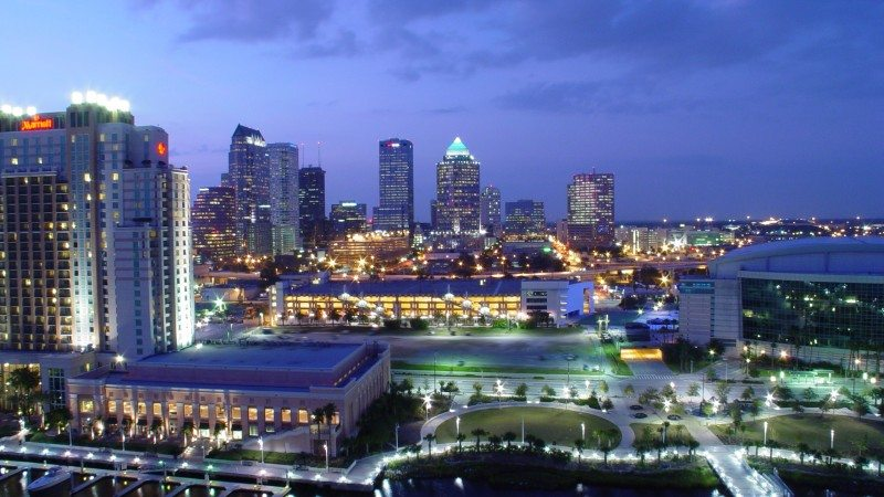 Barger Real Estate – Tampa is best place to retire in U S